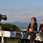 Shimizu Japan TV show shooting