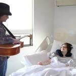 Performing at Children's Hospital Buffalo, NY