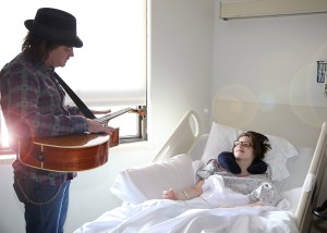 Performing at Children's Hospital Buffalo, NY